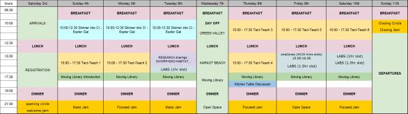 schedule-en
